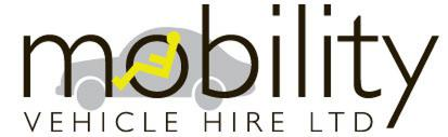 Mobility Vehicle Hire
